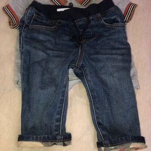 Burberry Jeans! 6M..